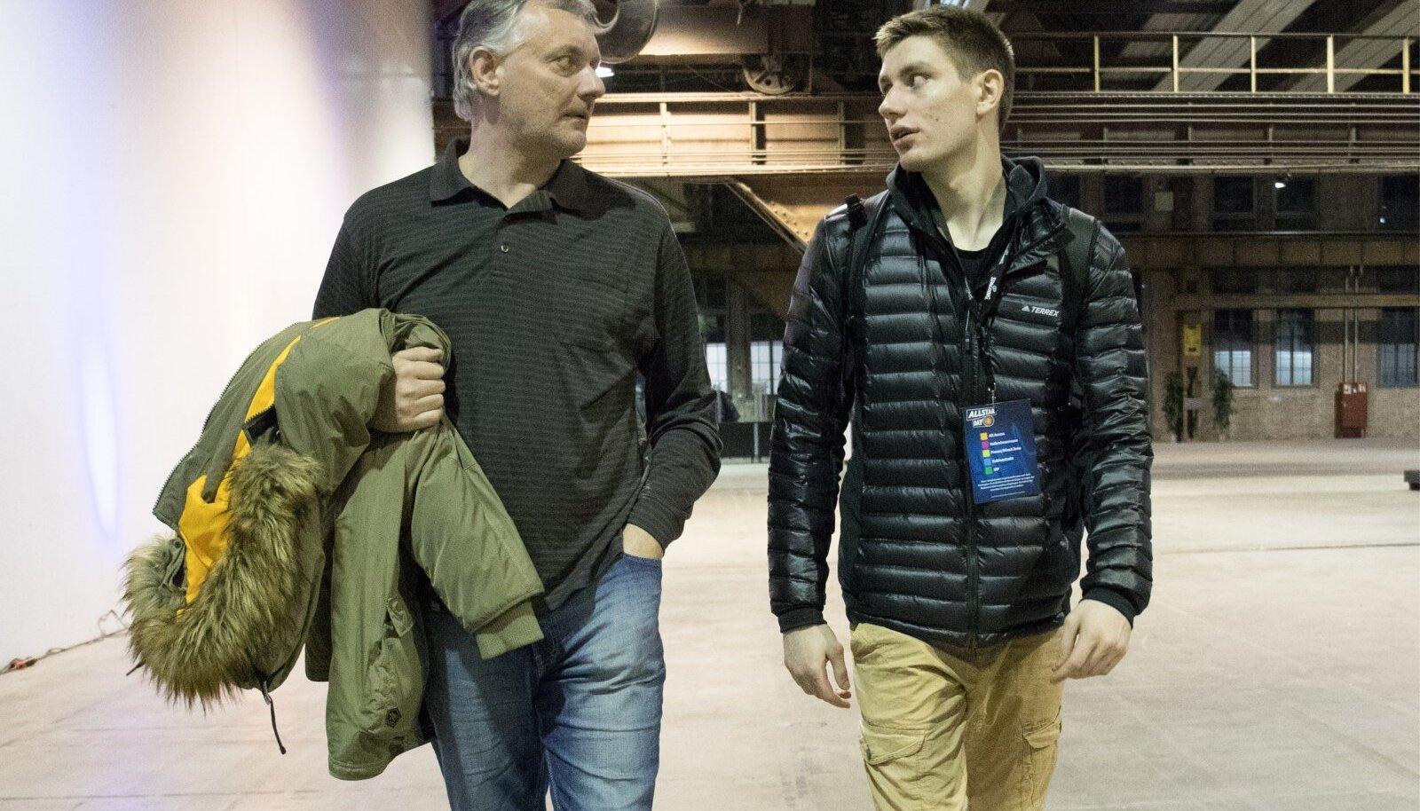 Gert ja Kristian Kullamäe