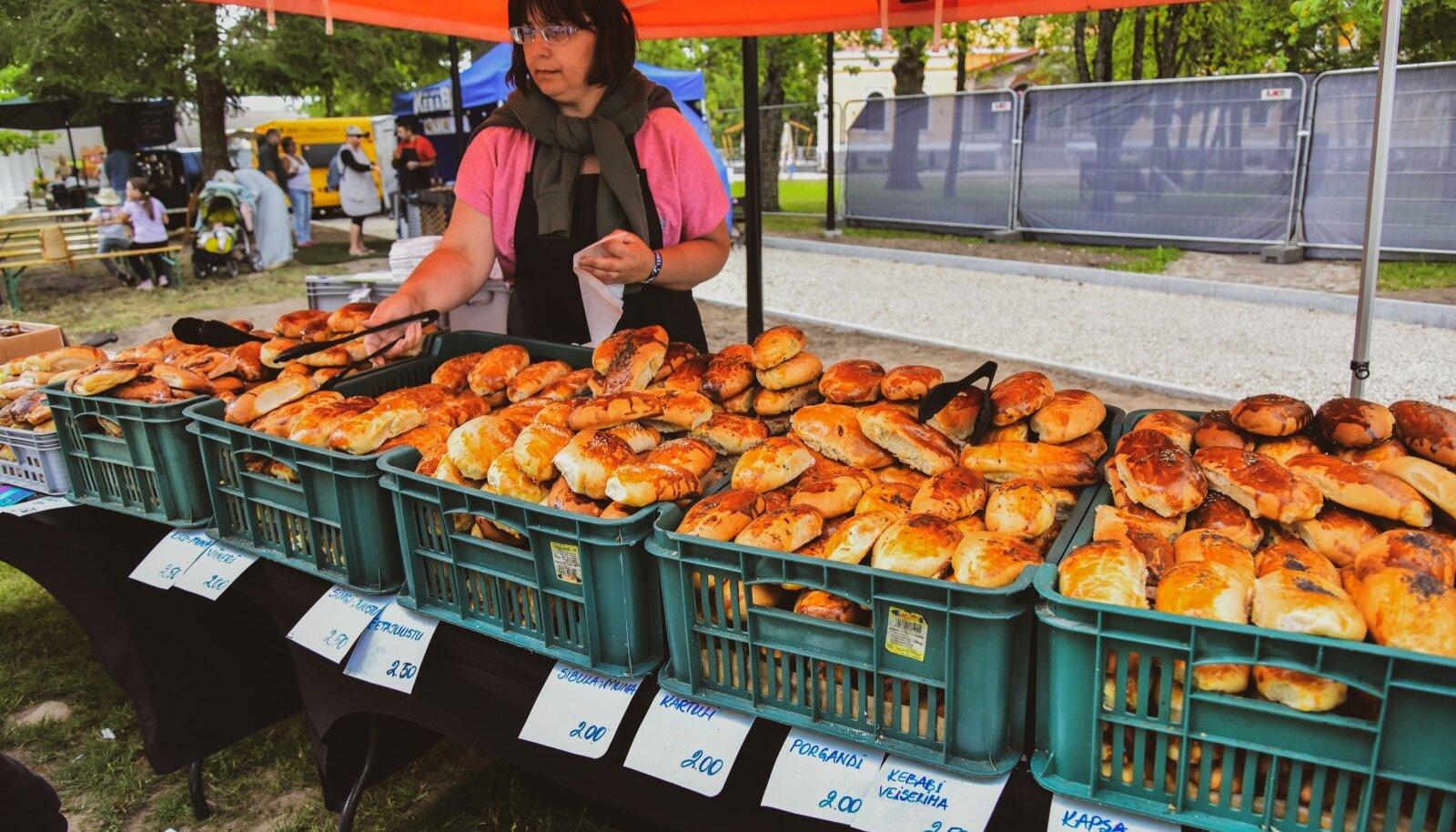 Viljandi pärimusmuusika festival toidu- ja söögi hinnad