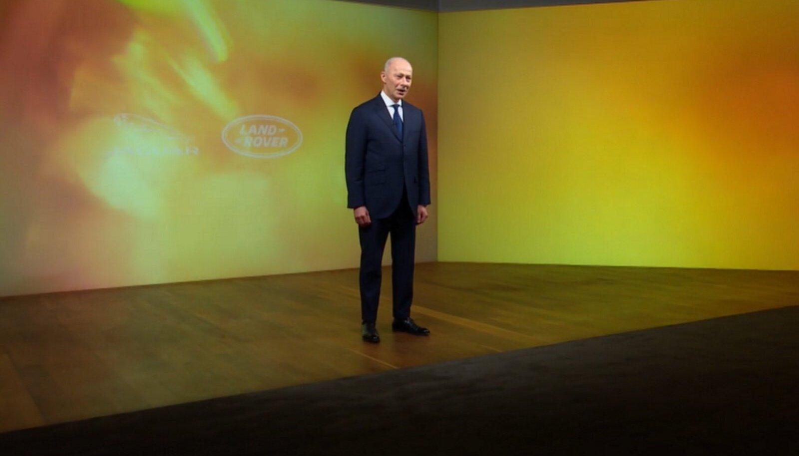 Ettevõtte CEO Thierry Bolloré