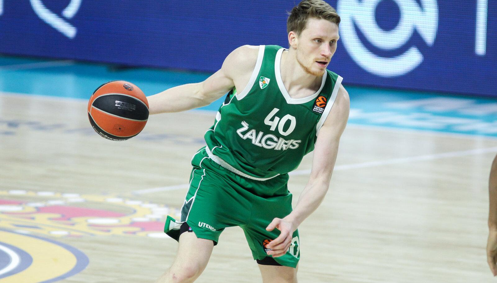 Marius Grigonis.