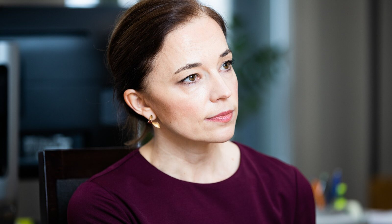Haridusminister Liina Kersna.
