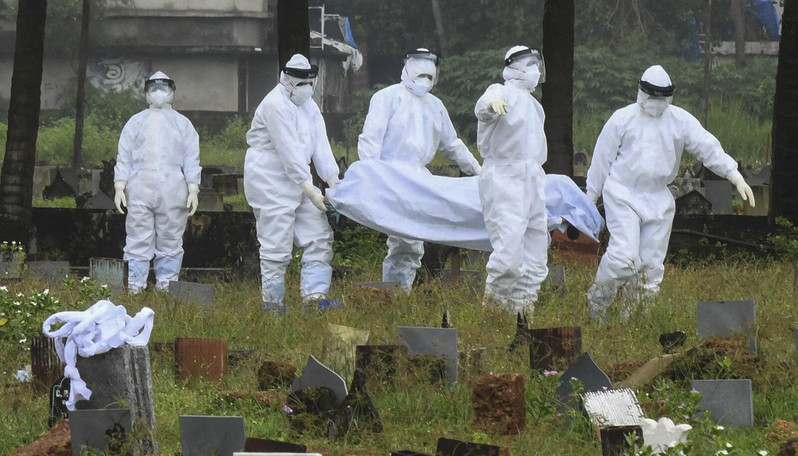12-aastase ohvri surnukeha toimetati möödud pühapäeval krematooriumi.