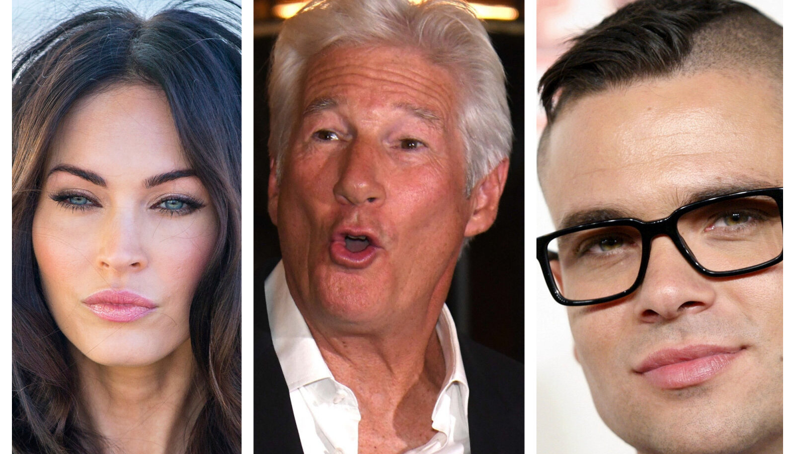 Megan Fox/Richard Gere/Mark Salling