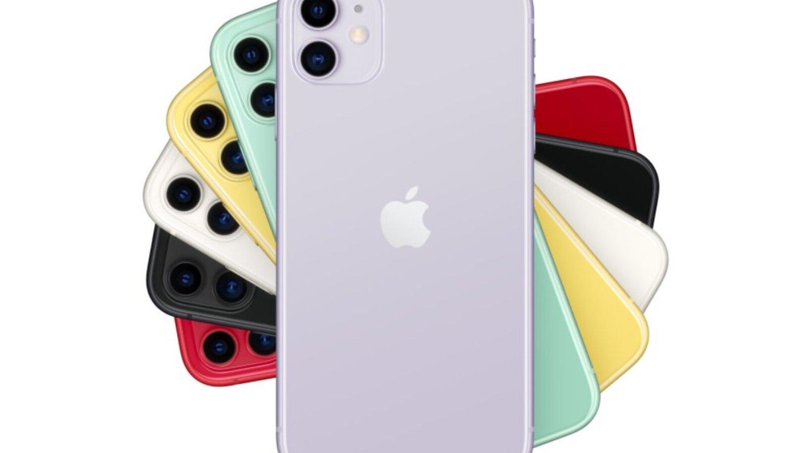 Apple iPhone 11 (Tootja foto)