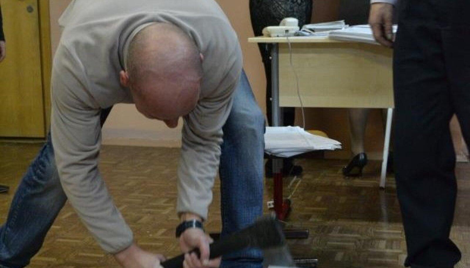 Valimised Venemaal. Foto: Juku-Kalle Raid.