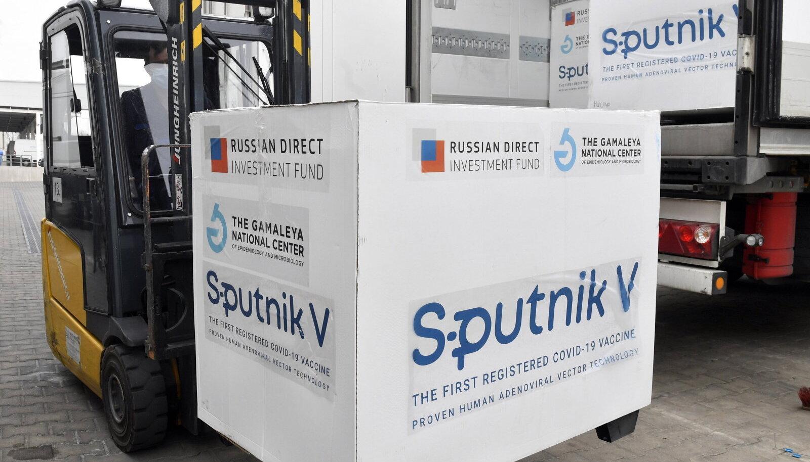 Ungari ostab Sputnik V-d kastide kaupa