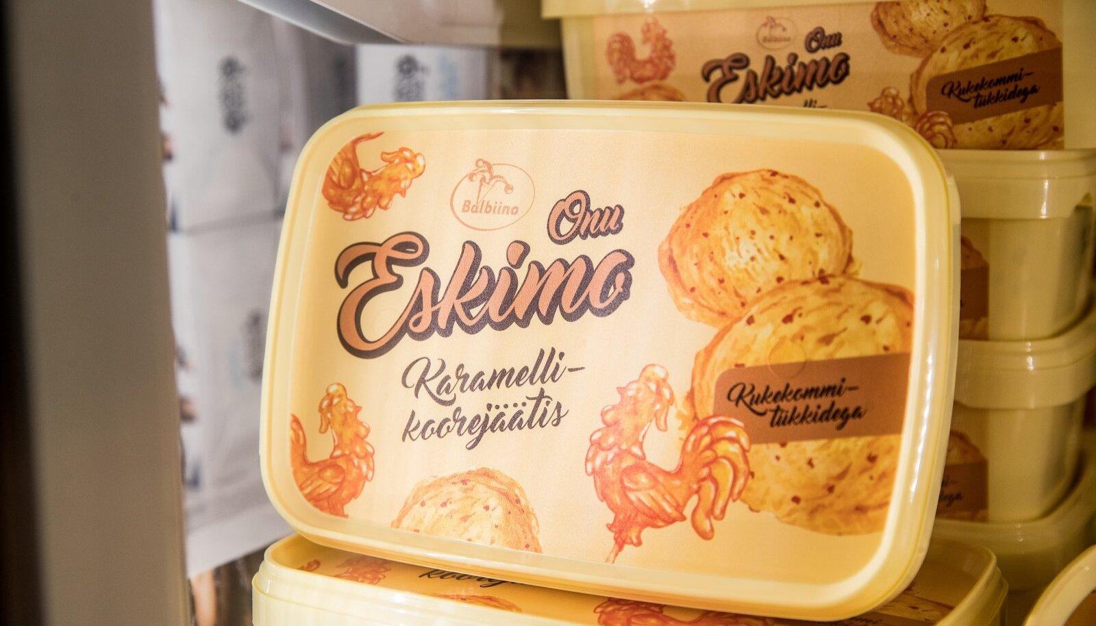 Eskimo jäätis