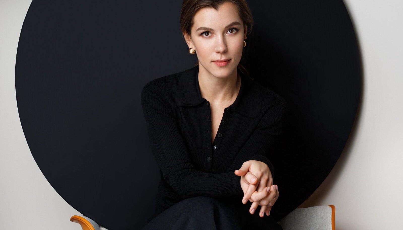 Anastasija Udalova on leppinud, et naistel tuleb end rohkem tõestada, kuid see ei takista tal oma asja ajada.