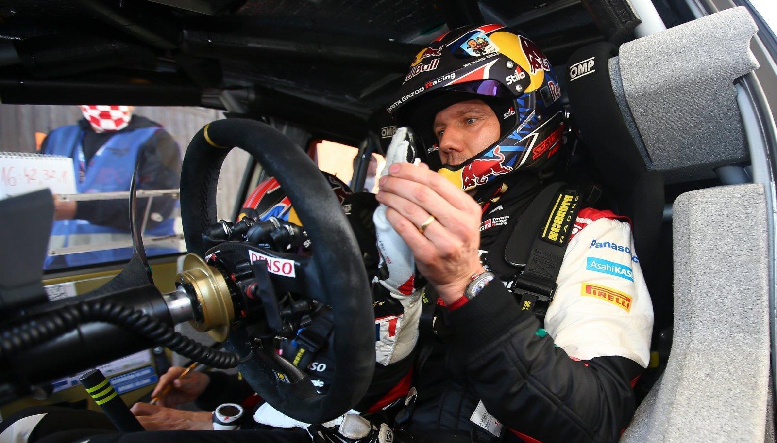 Sébastien Ogier soovib ralli MM-sarjas jätkata, kuid sõita ainult pooltel võidukihutamistel.