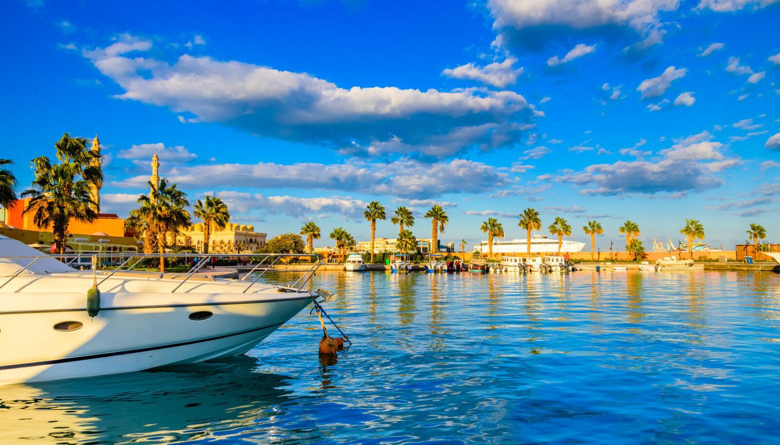 Hurghada, Egiptus