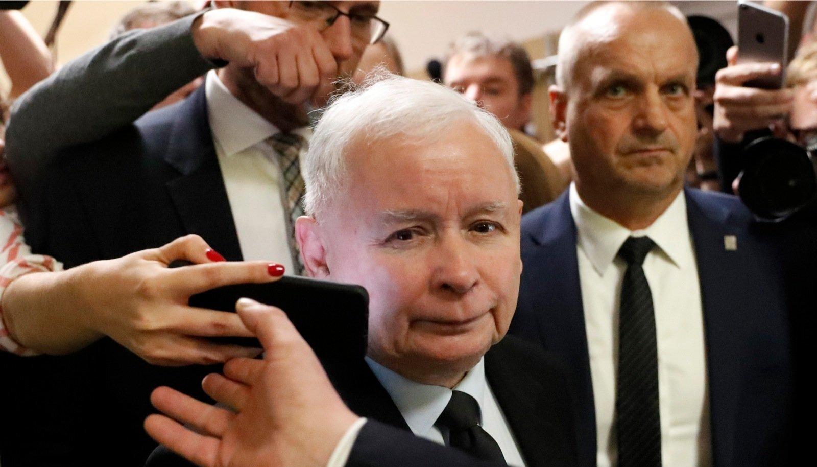 Poola võimuparteid ohustab eelkõige võimsa juhi vanus