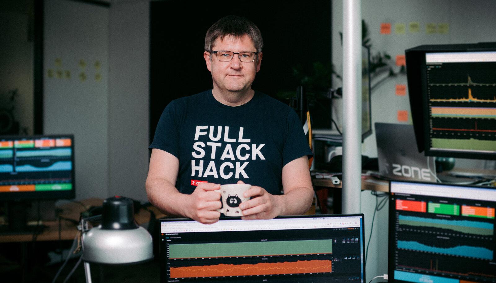 Peeter Marvet (foto: erakogu / pildistas Rene Riisalu)