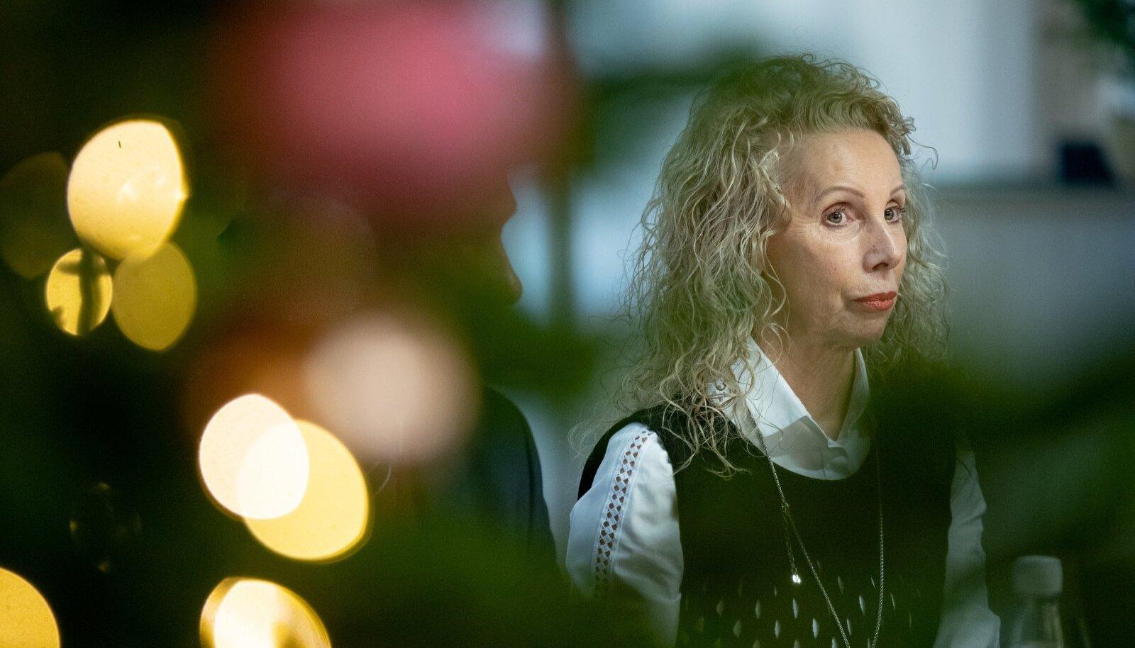 TAHAB VABADUSSE: See ei ole absoluutselt prokuratuuri asi, kuidas ma toimetan, ütles Kersti Kracht kohtus.