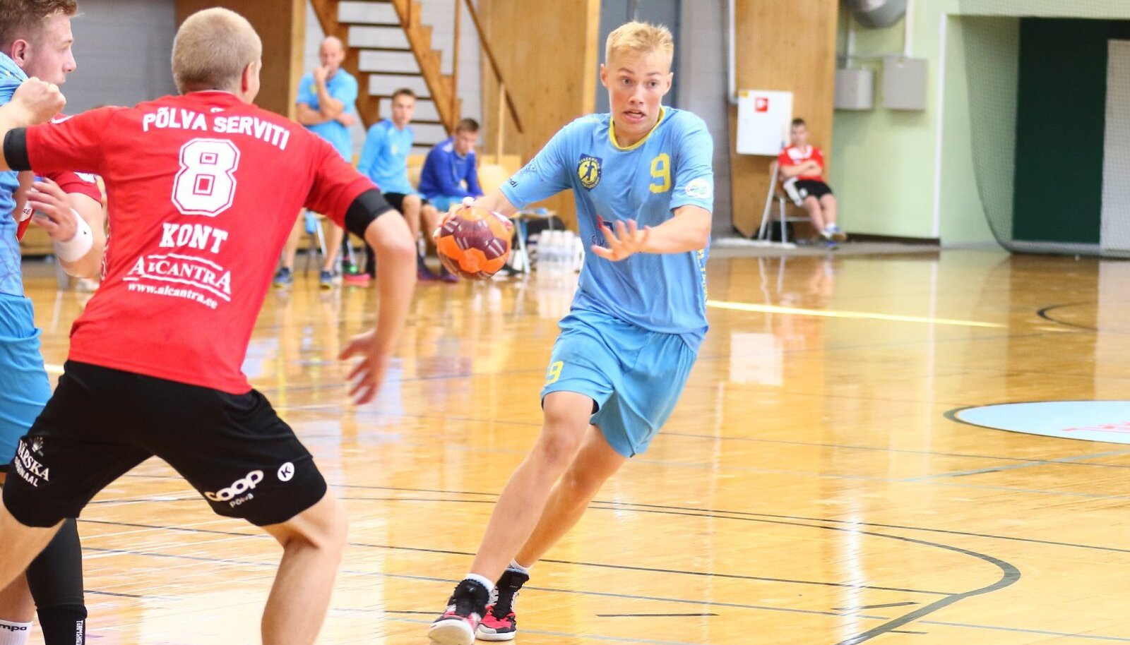Balti liigas 60 ja Eesti meistriliigas 79 väravat sel hooajal visanud Hendrik Koks