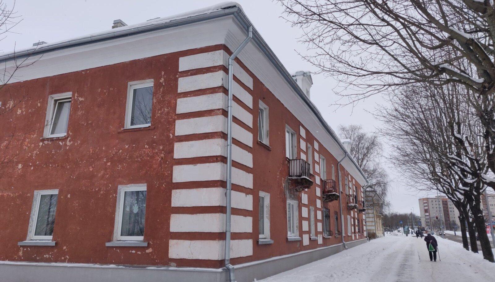 Narva Gerassimovi tänava maja