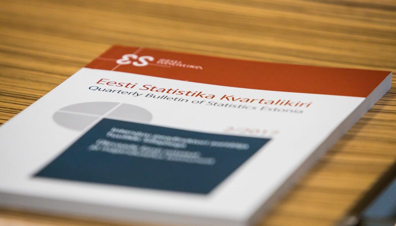 Statistikaameti pressikonverents 04.07.17