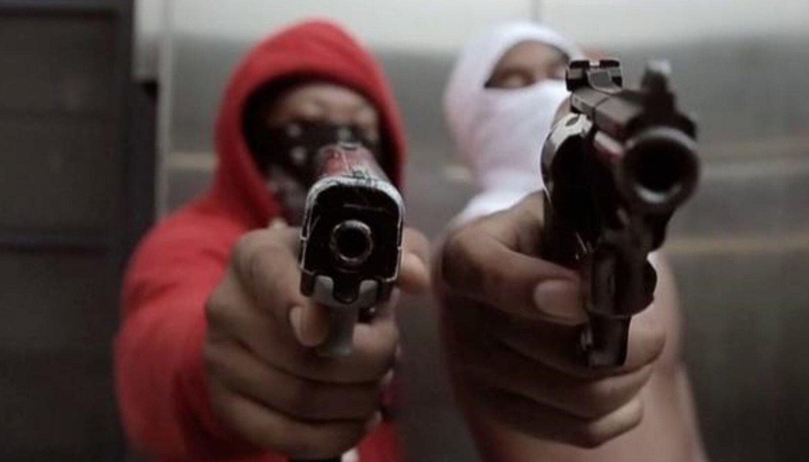 Politseist kurjategijatele vastast ei ole – gängid kontrollivad terveid linnaosasid.
