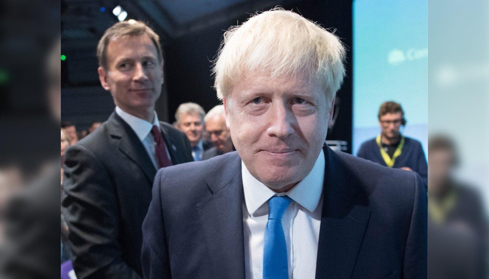 Võidukas Boris Johnson: Brexit tuleb igal juhul 31. oktoobril