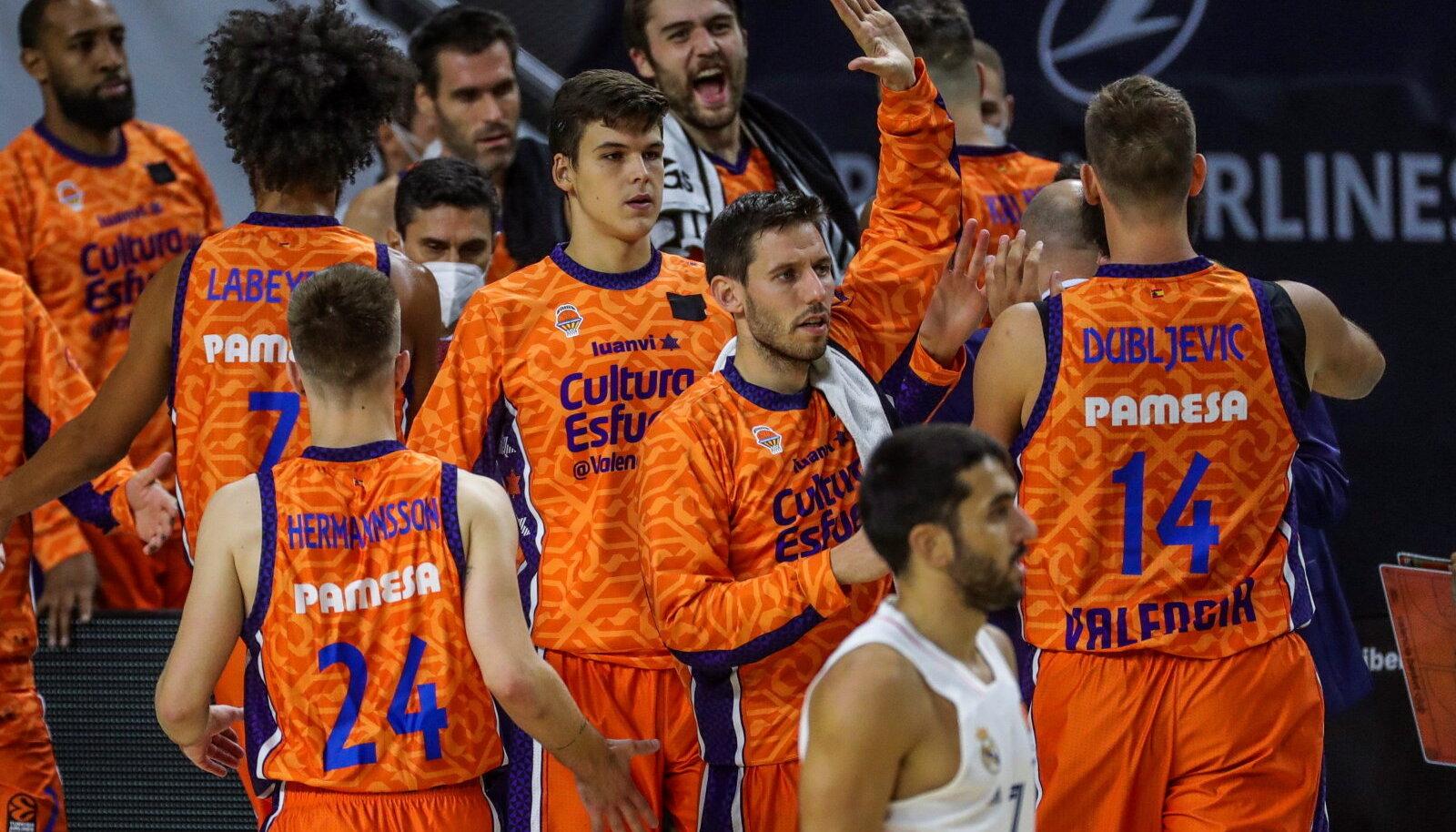Valencia meestel on põhjust tähistada.