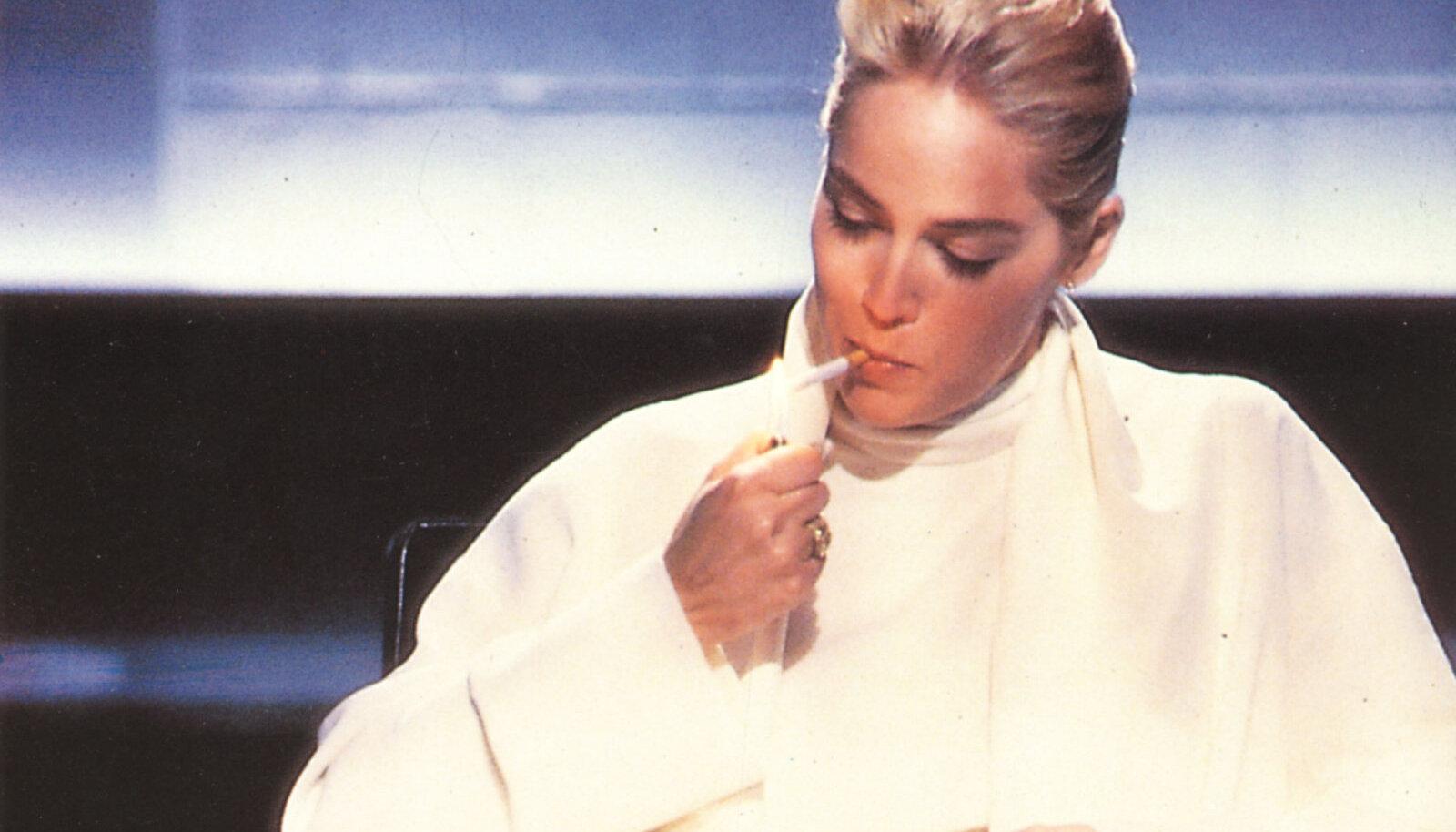 "Sharon Stone ""Ürginstinktis""."