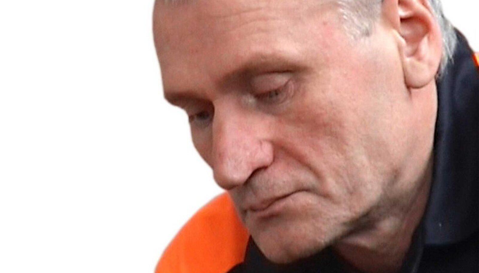 Eluaegne: Anatoli Nikolajev mõisteti nelja inimese mõrva eest eluks ajaks vangi, kuigi isegi prokurör ei uskunud tema süüd. USAs avastatakse igal aastal juhtumeid, et surma mõistetud inimene oli tegelikult süütu. Eestis pole seni ühtegi eluaegset vangi tagantjärele õigeks mõistetud. (Foto: erakogu)