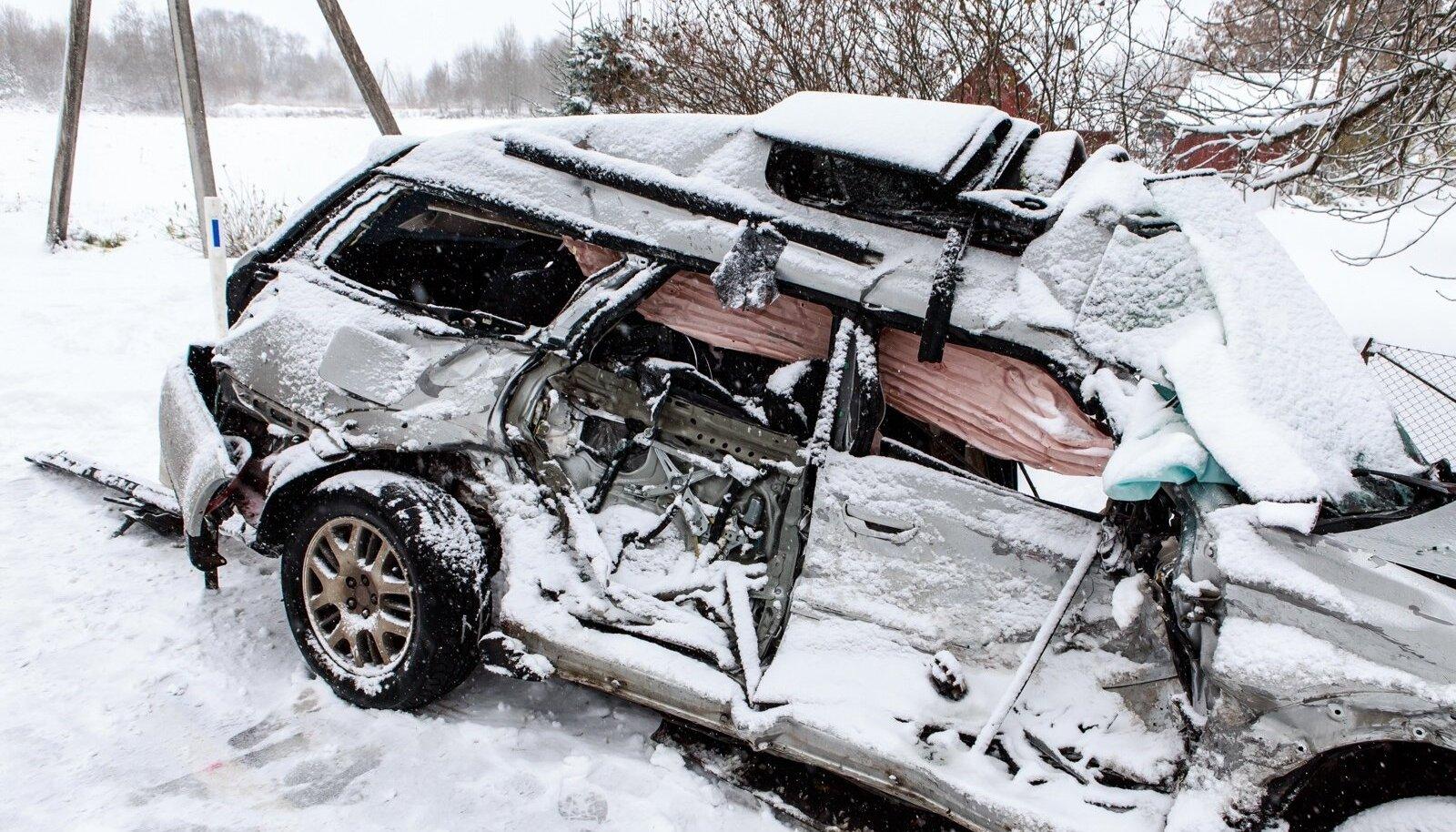 Ahaste avarii