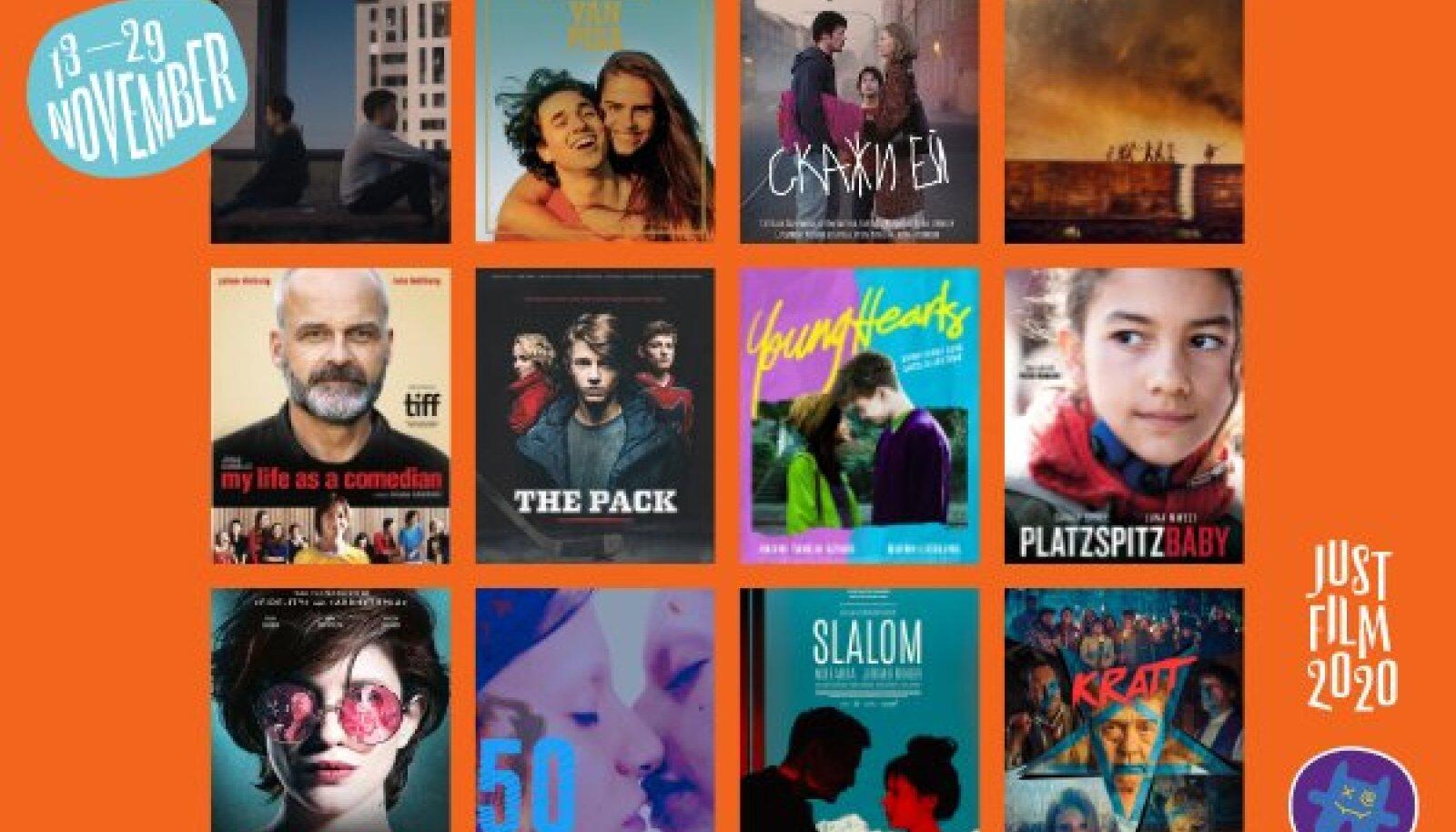 PÖFFi laste- ja noortefilmide festival