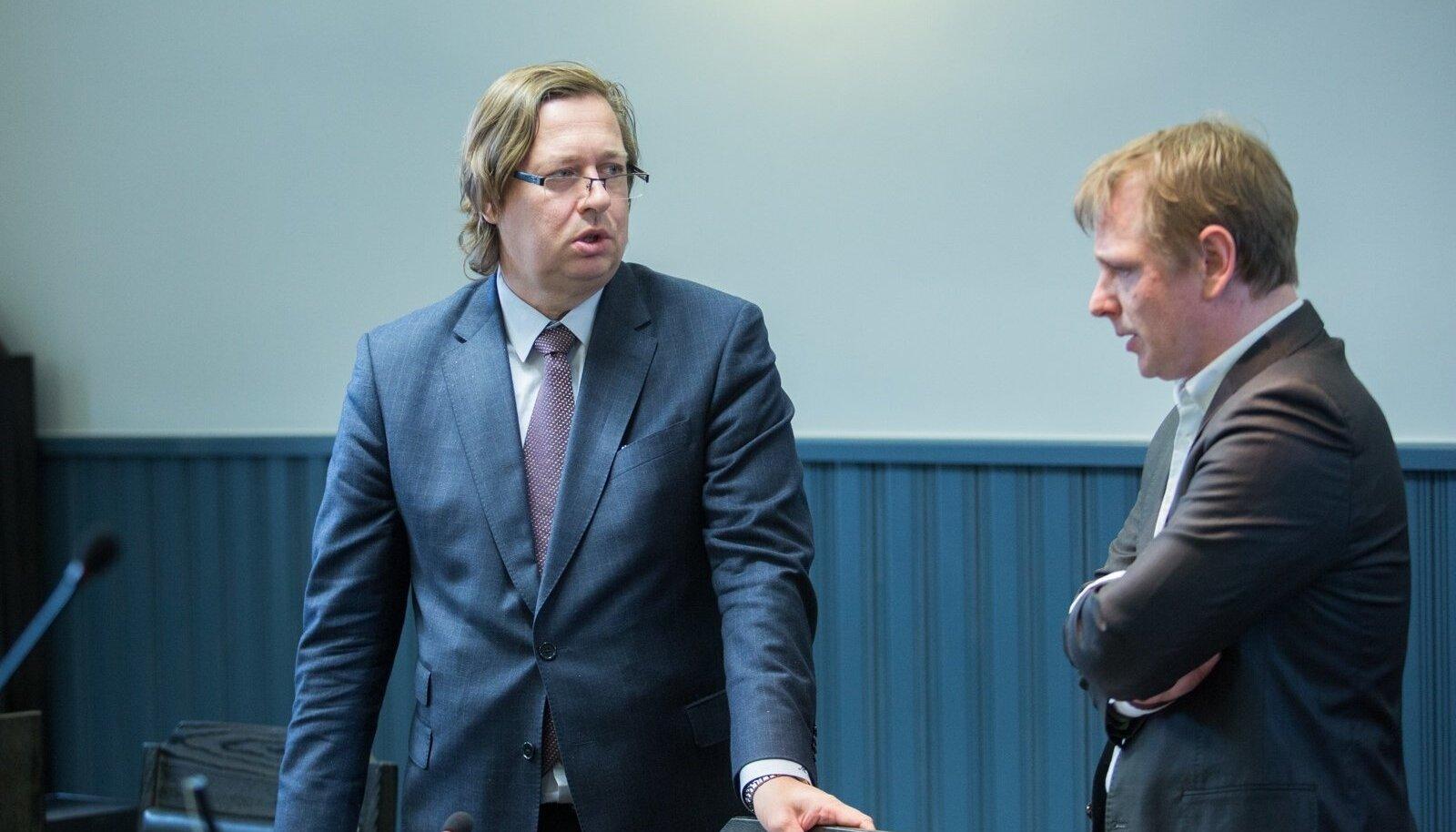 Sihtasutus Virumaa Kompetentsikeskus pankrotiavaldus, Martin Krupp, Rasmus Lindmaa