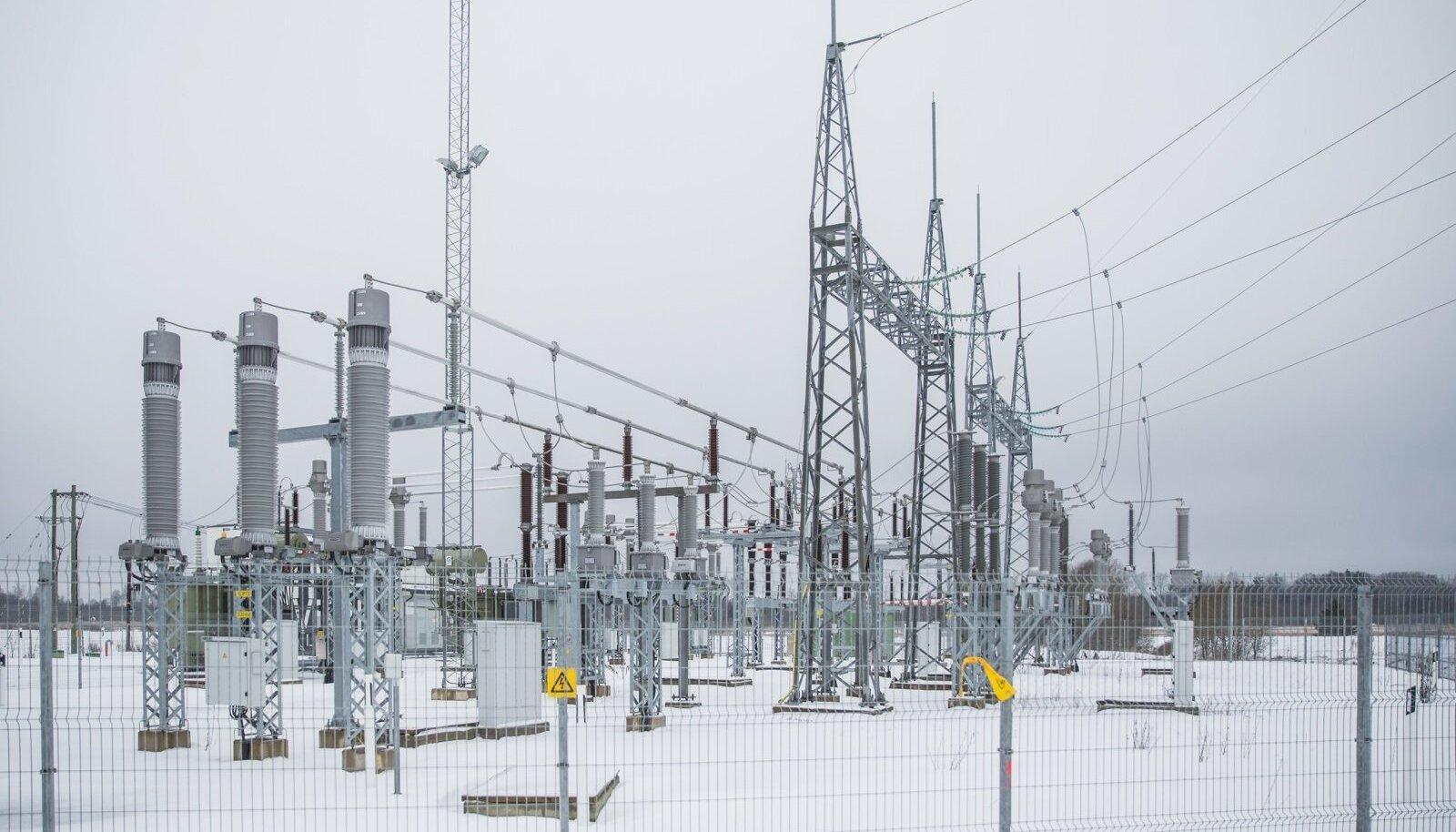Elektrikatkestus