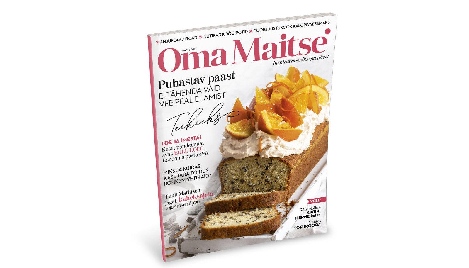 Foto: Oma Maitse