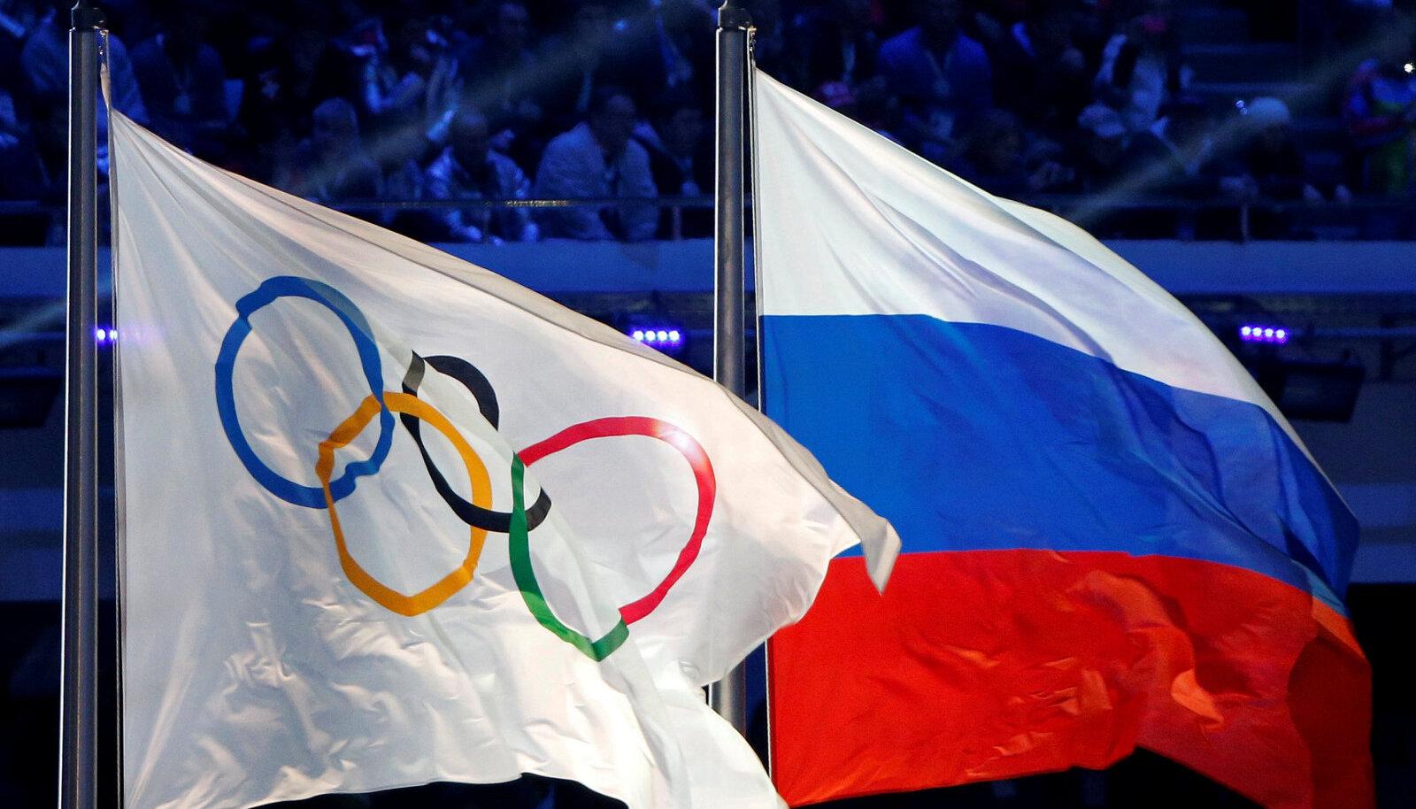 Kas Venemaa sportlased võivad järgmise aasta Tokyo olümpial saada võimaluse võistelda Venemaa lipu all?
