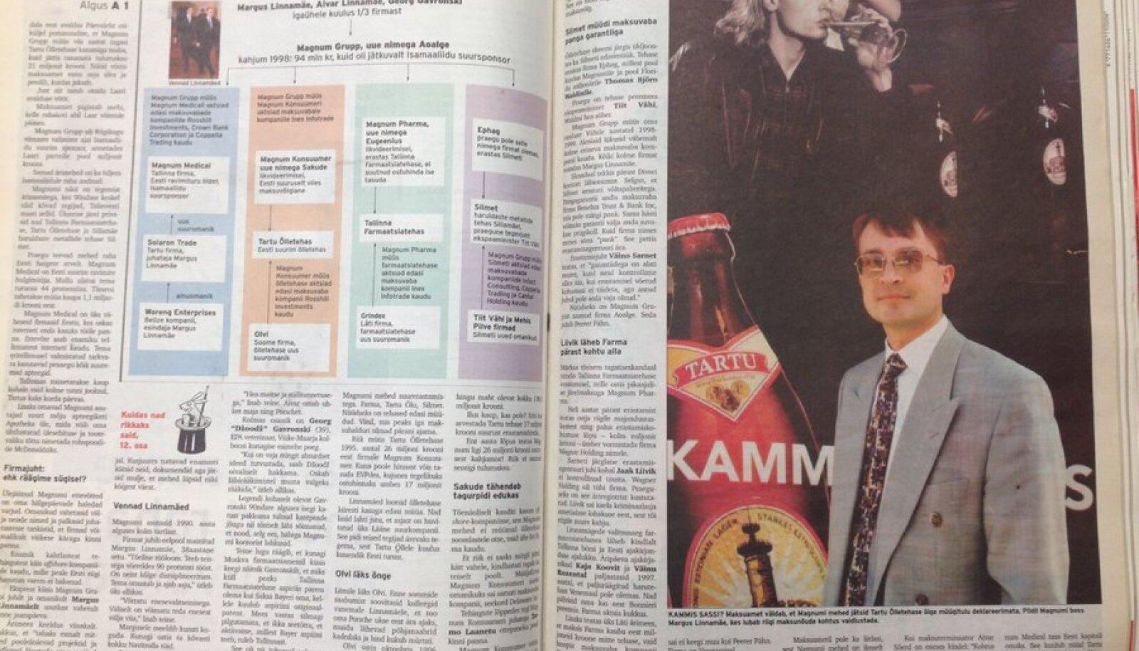 Eesti Ekspress 27.06.2002