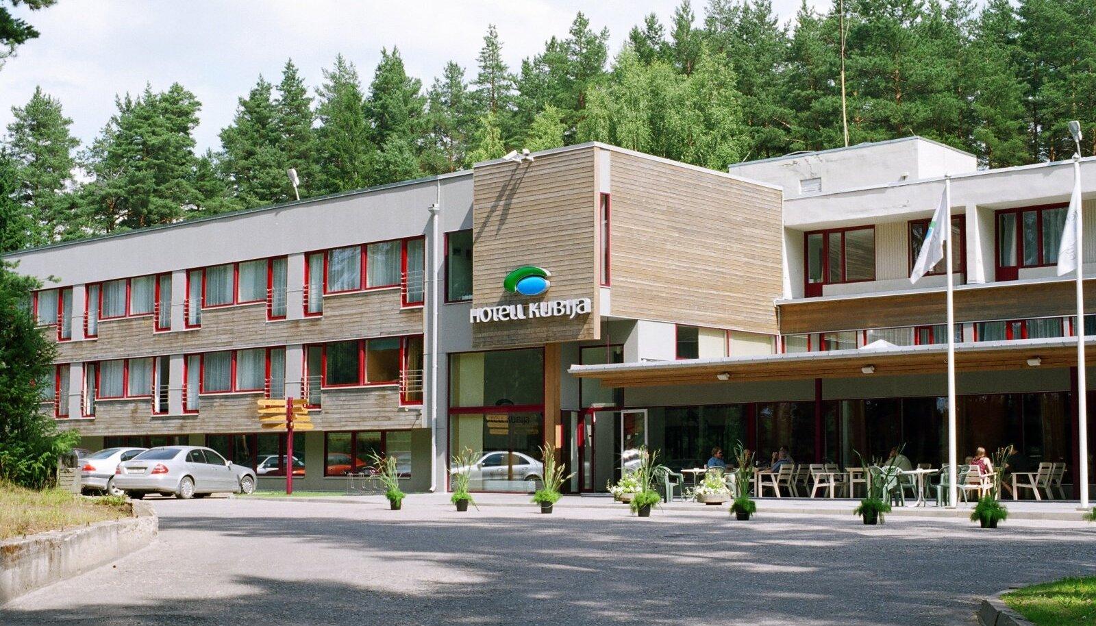 Как рассказывает Ли Воолайд, исполнительный директор Kubija Hotel-Nature Spa в Выру, введенные в 2020 и 2021 годах ограничения подорвали экономические результаты спа-отеля.