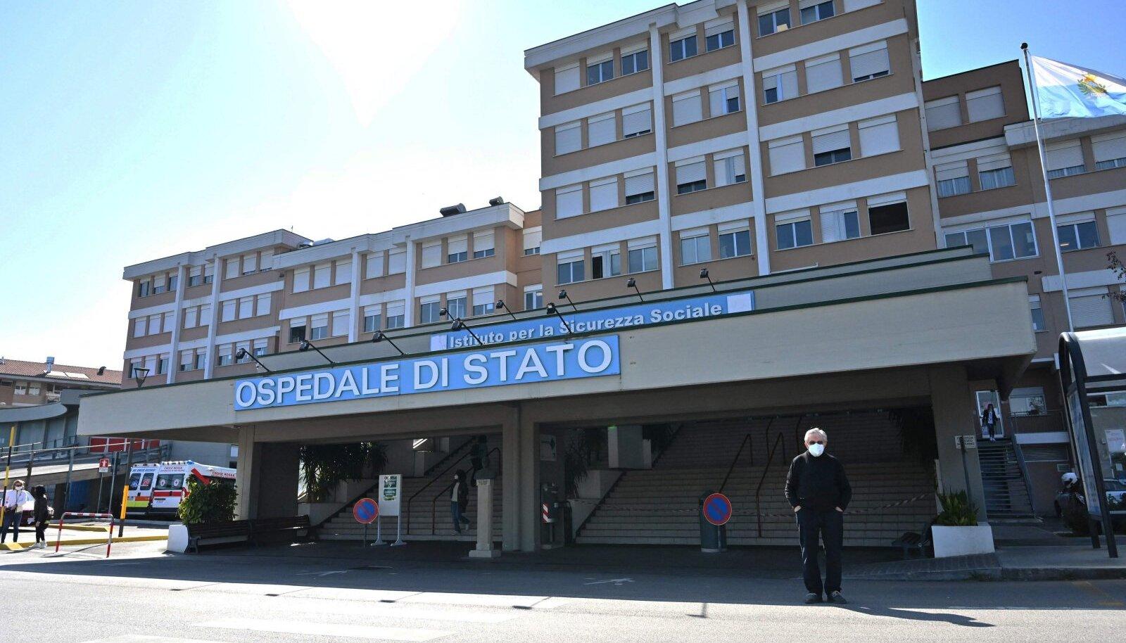 San Marino haigla