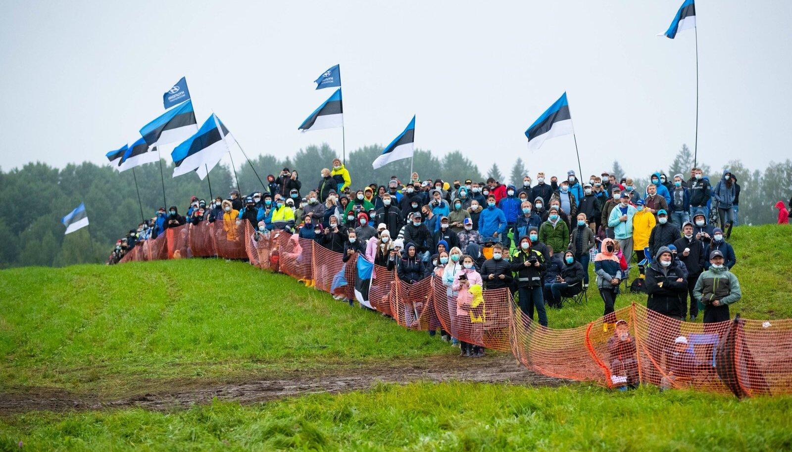 Rally Estonia 2020.