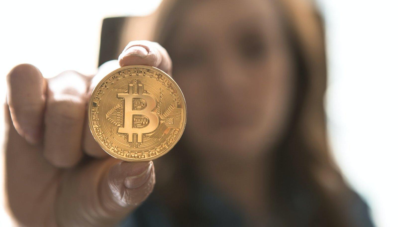 Bitcoin (Foto: Unsplash.com / André François McKenzie)