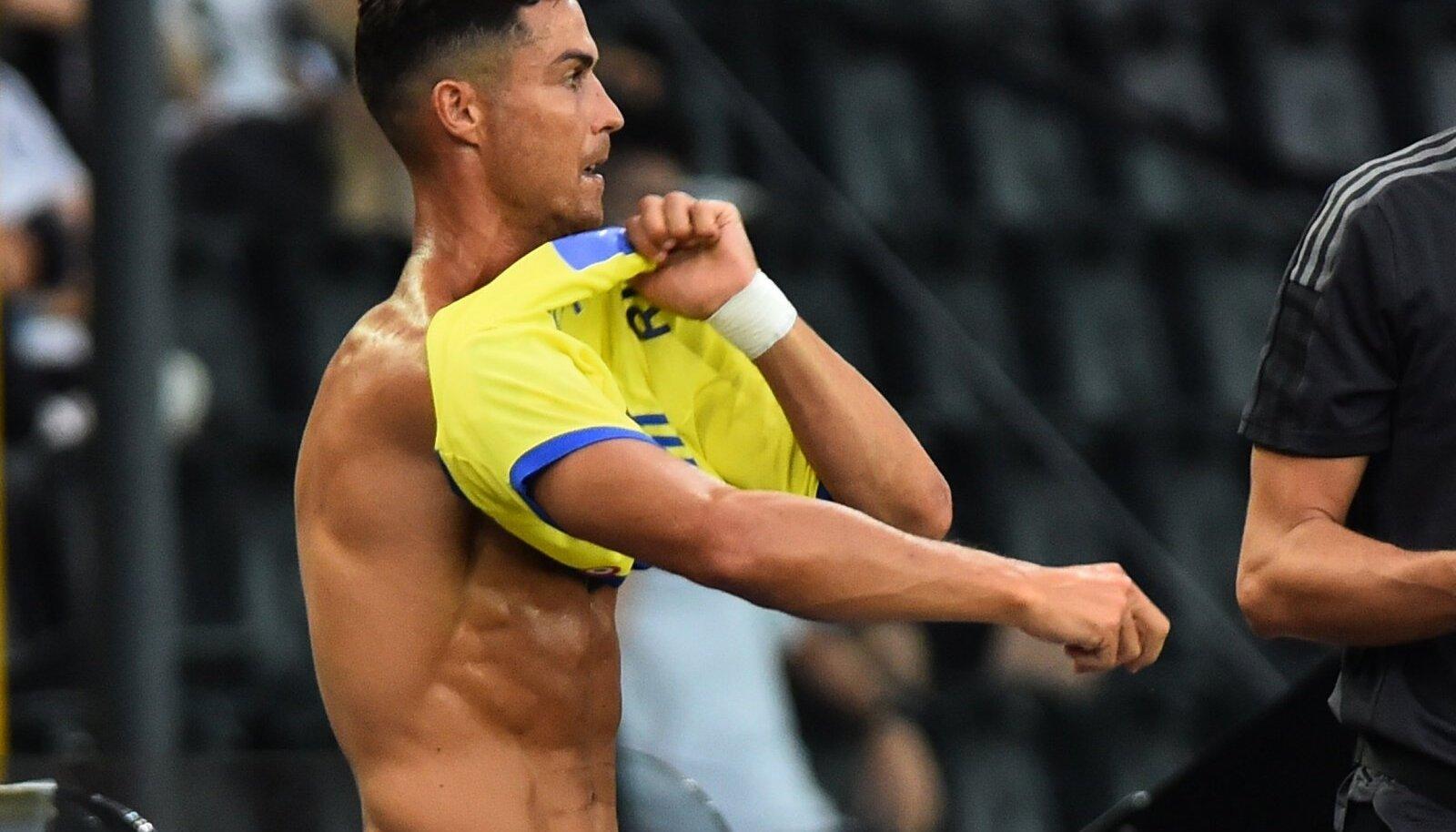 Cristiano Ronaldo tulevik on endiselt lahtine.