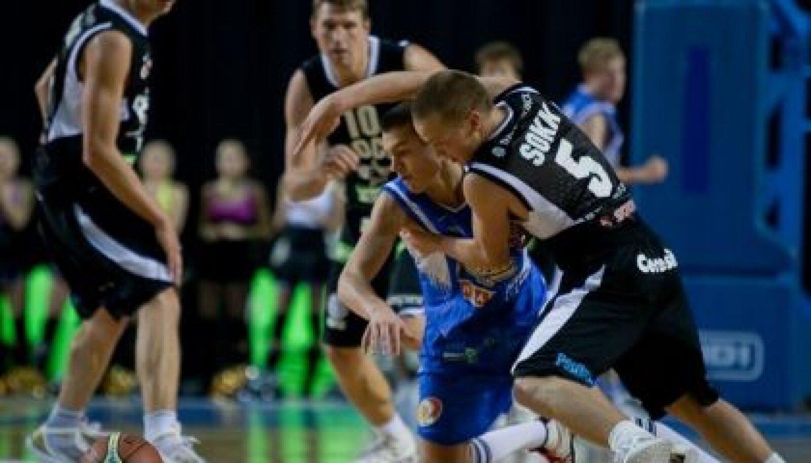 BC Kalev Cramo vs TÜ Rock