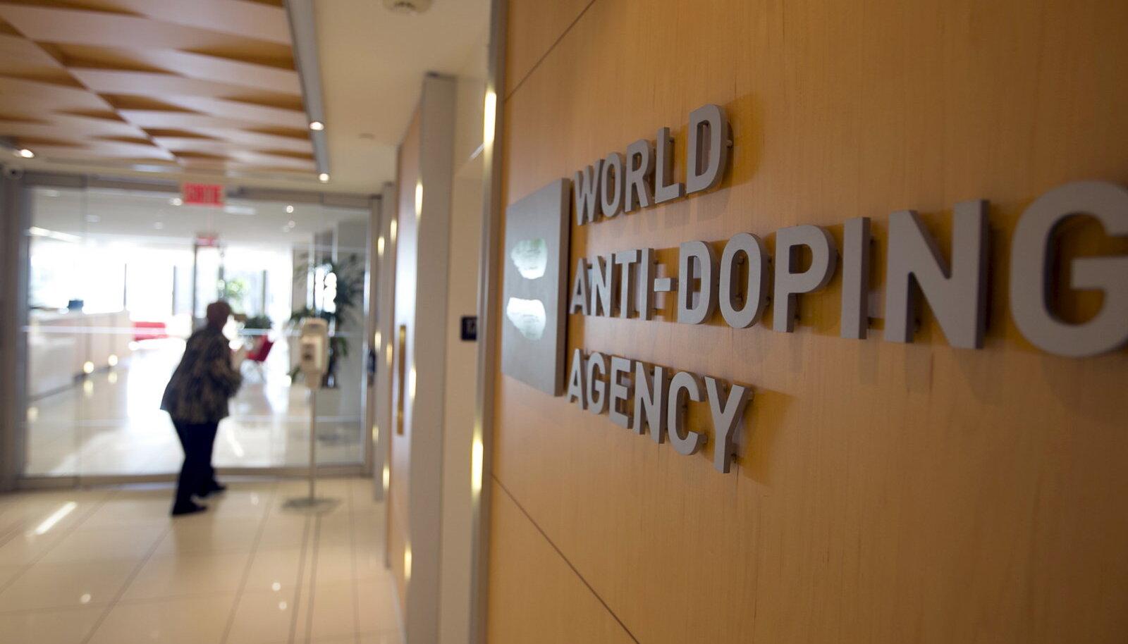 WADA peakorter Montrealis