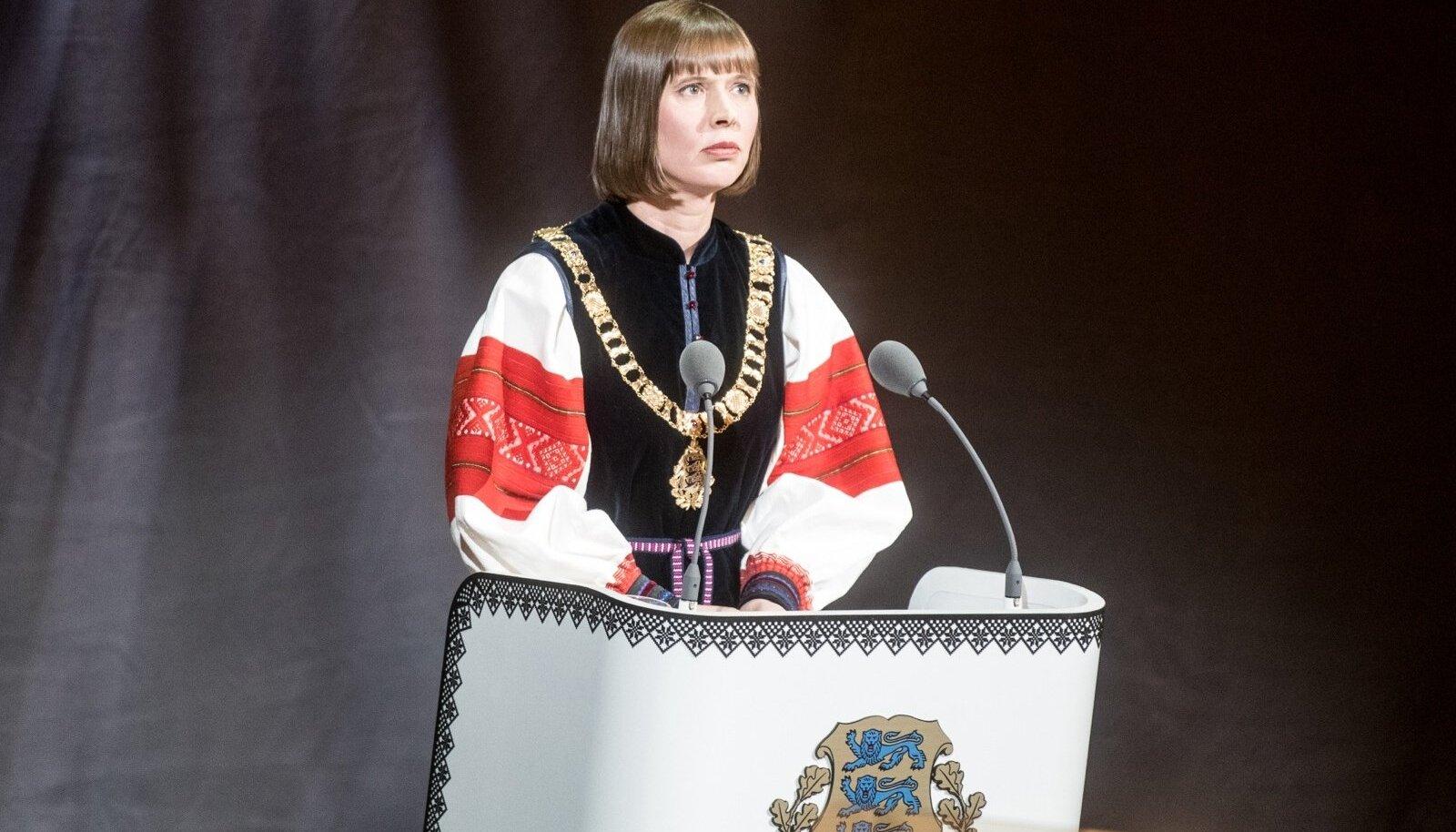 EV99 presidendi kõne