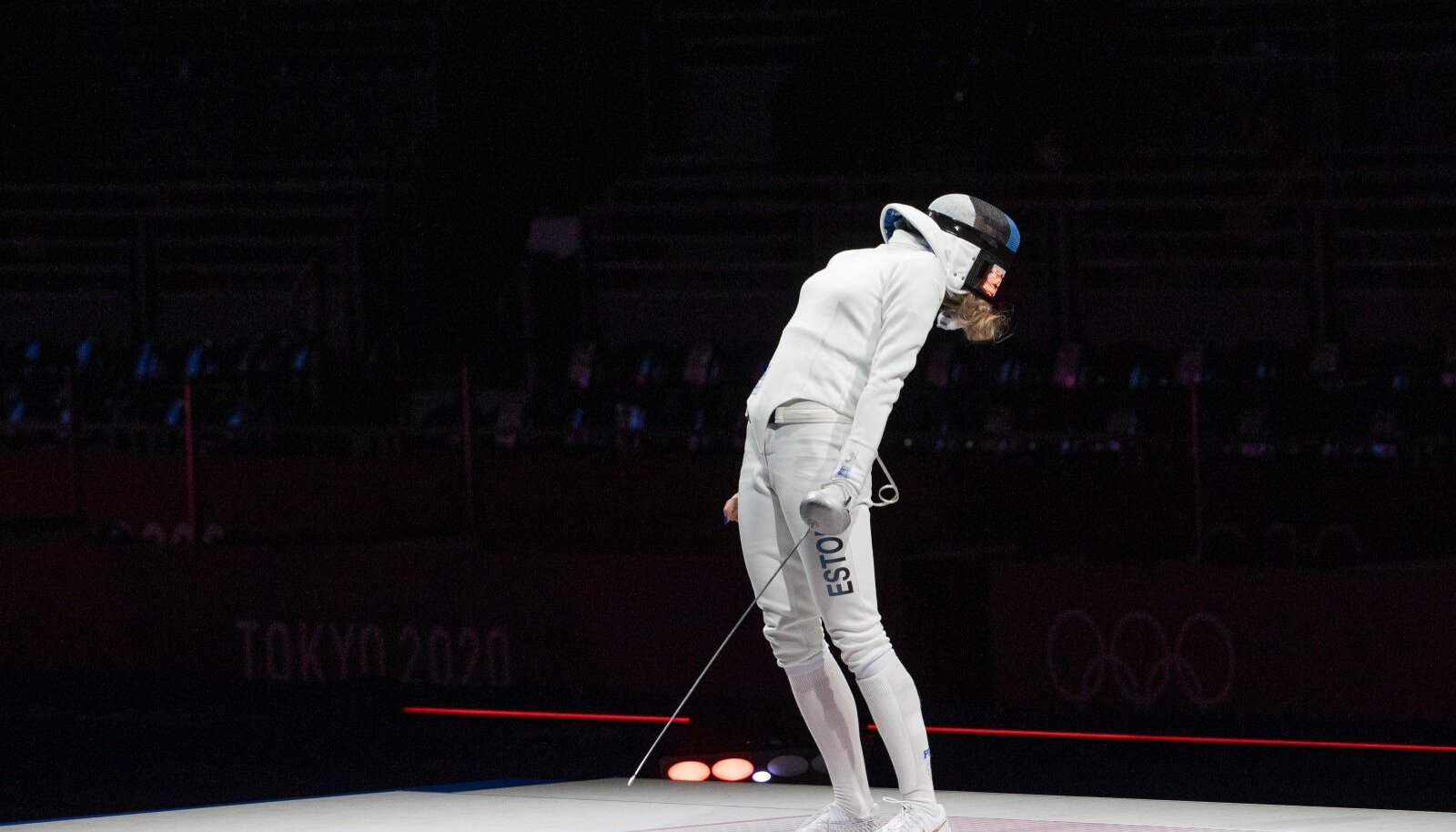Katrina Lehis võitis Tokyo olümpial pronksmedali