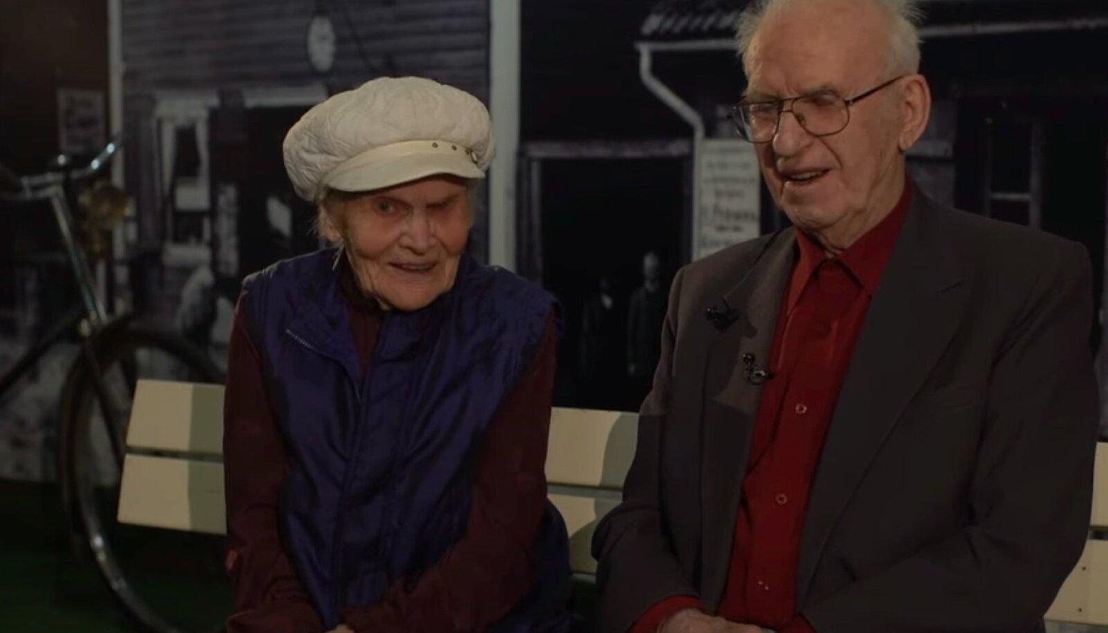 Eelmisel aastal rääkisid filmitegijatele oma loo Ethel Aesma ja Viktor Keskküla ning nendelt saadud materjal täidab dokfilmist suurema osa.