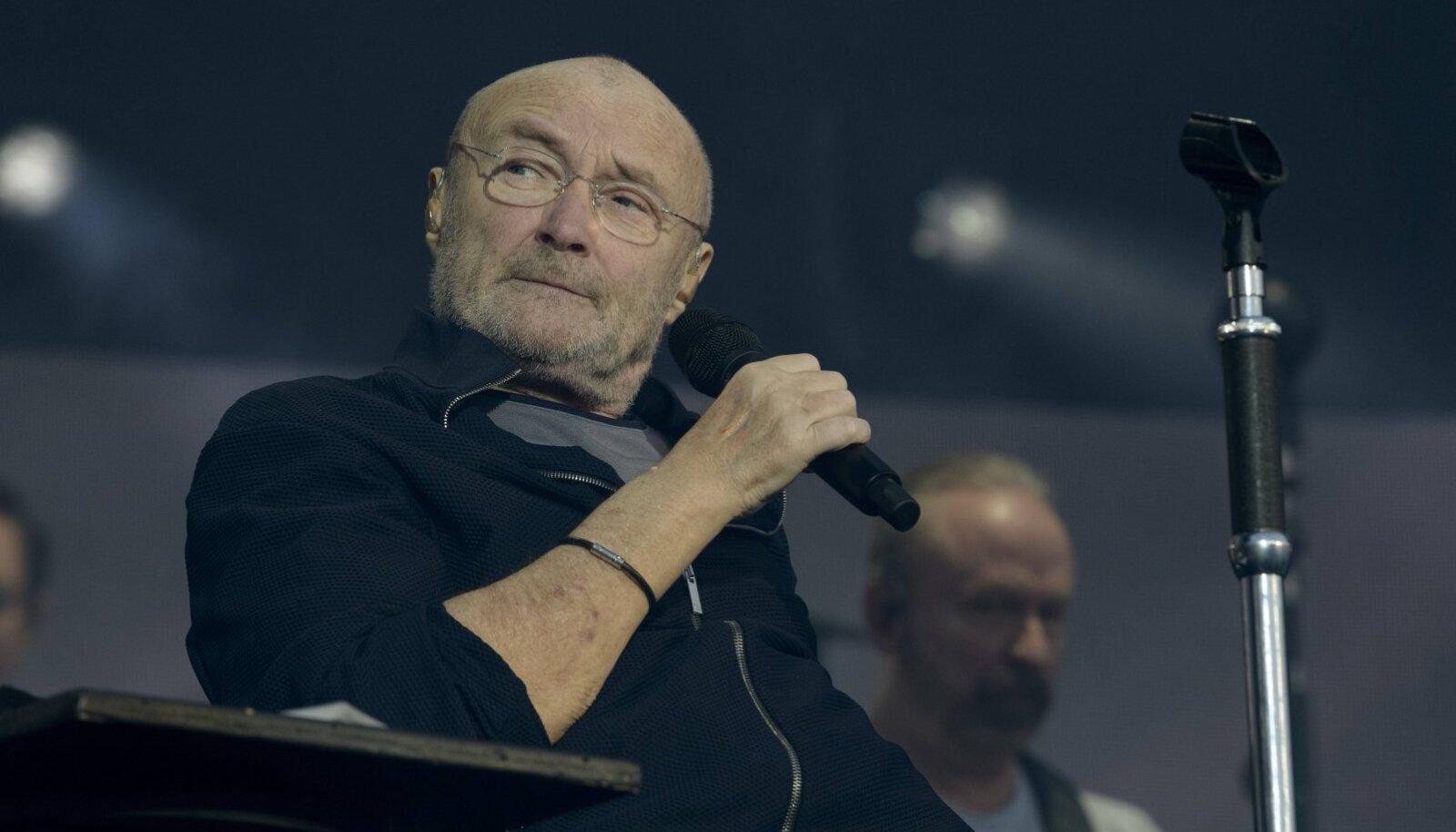 Phil Collins, 2019