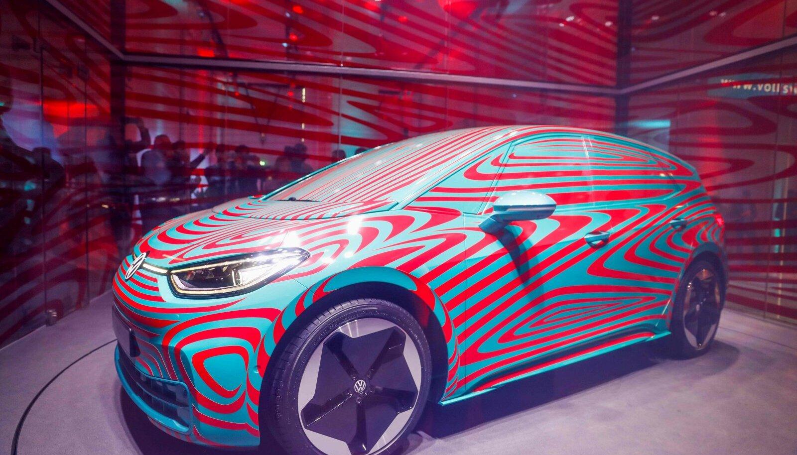 Volkswageni elektriauto