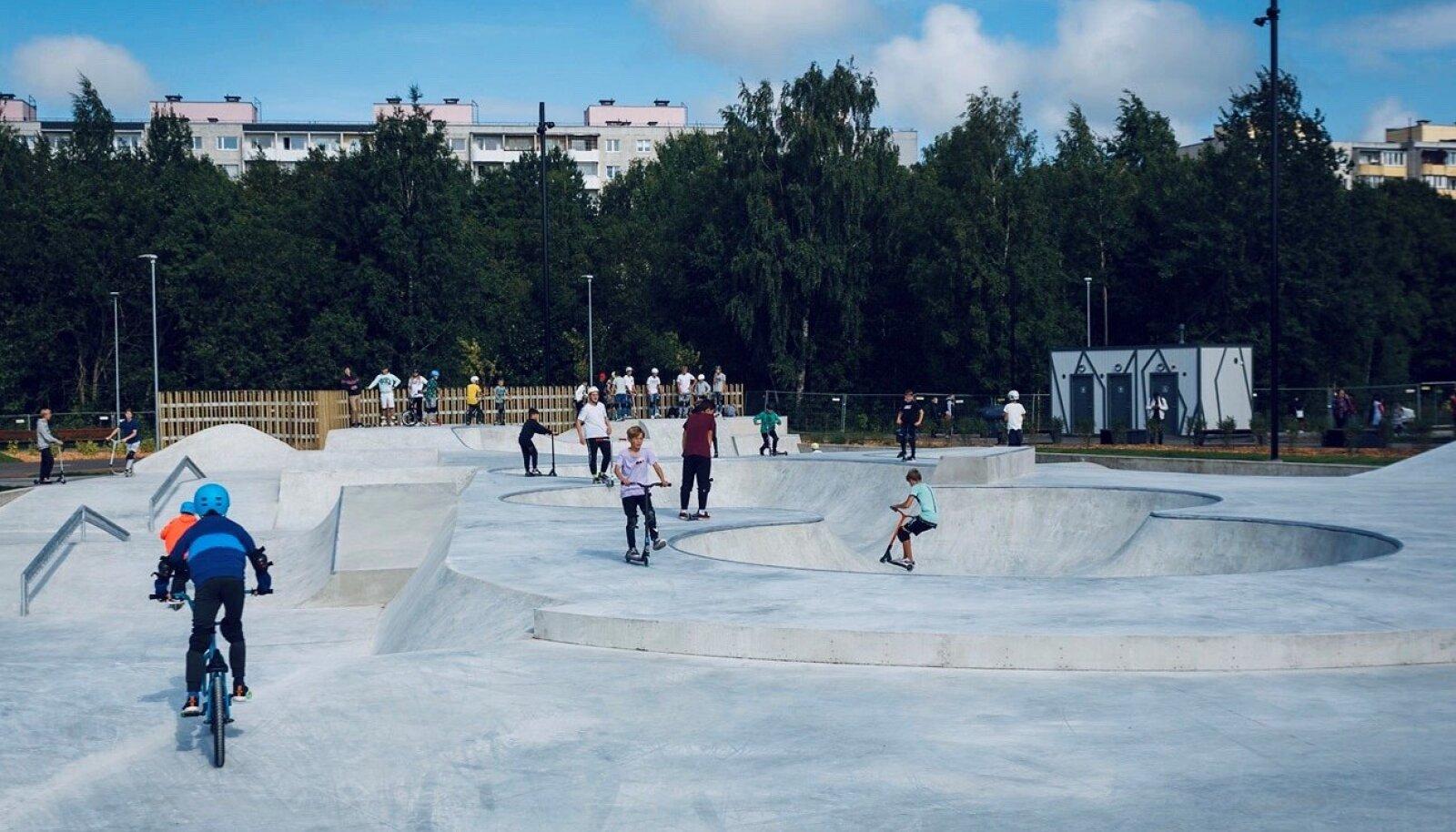 Tondiraba park