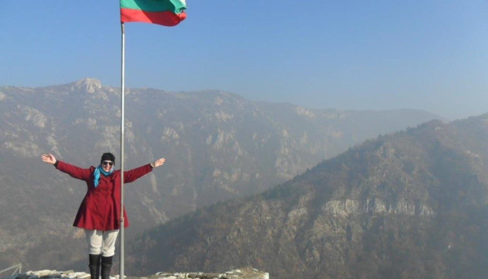 Sabina Sägi Bulgaarias