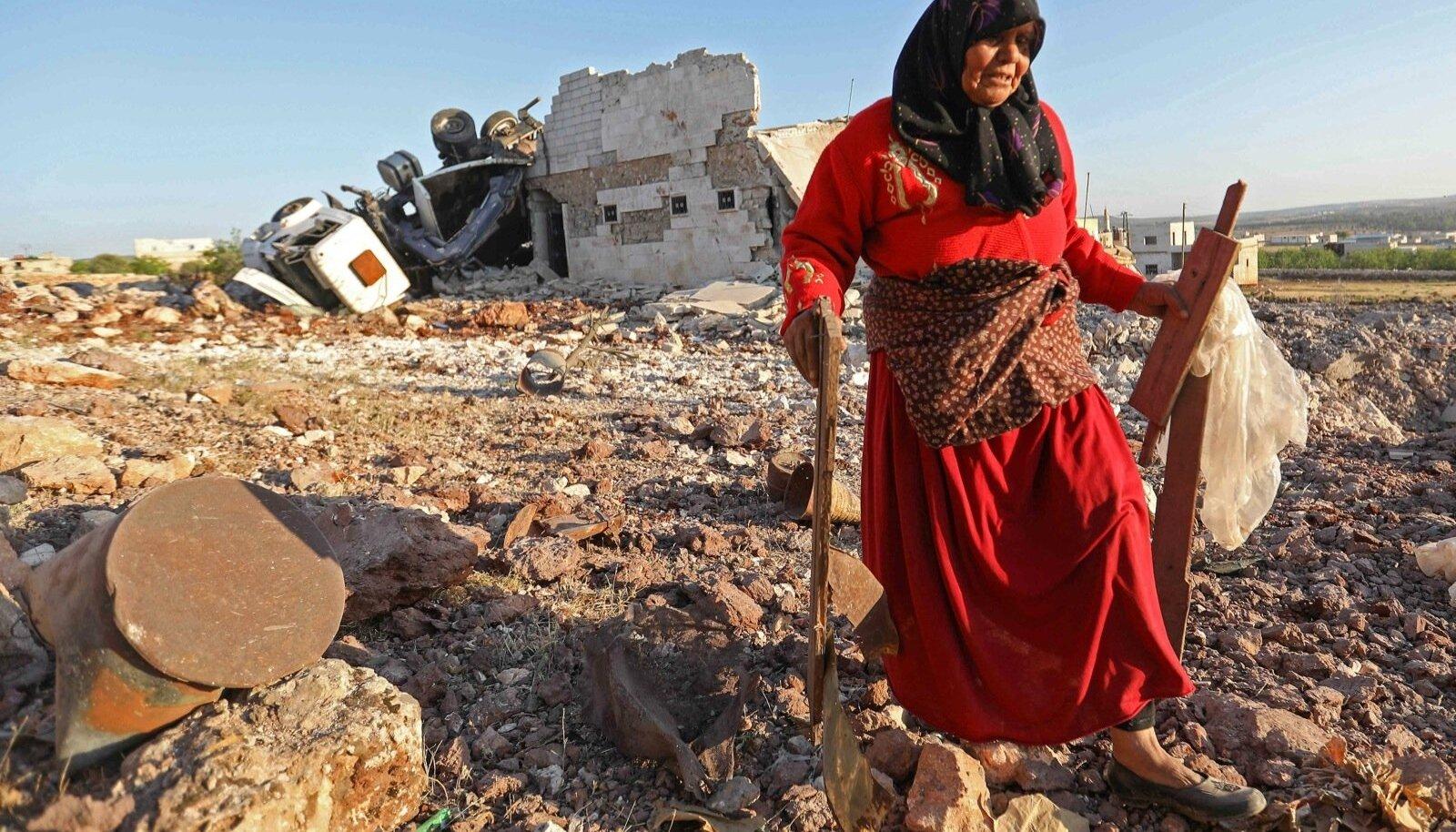 Süüria uue keemiarünnaku kuuldusi ümbritsevad kahtlused