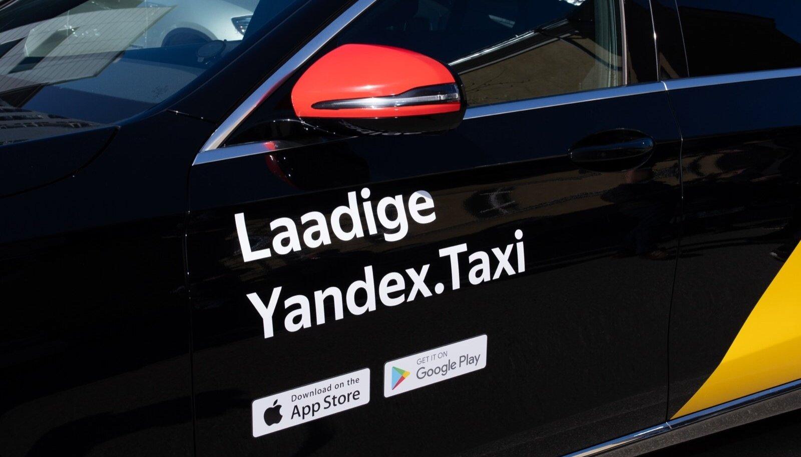 PROBLEEME JAGUB: Vene firma Yandex Taxi mõned esindajad ei löö uute juhtide ja rahateenimise nimel millegi ees risti ette ja lubavad juhid mustalt tööle, kurdavad ametnikud.