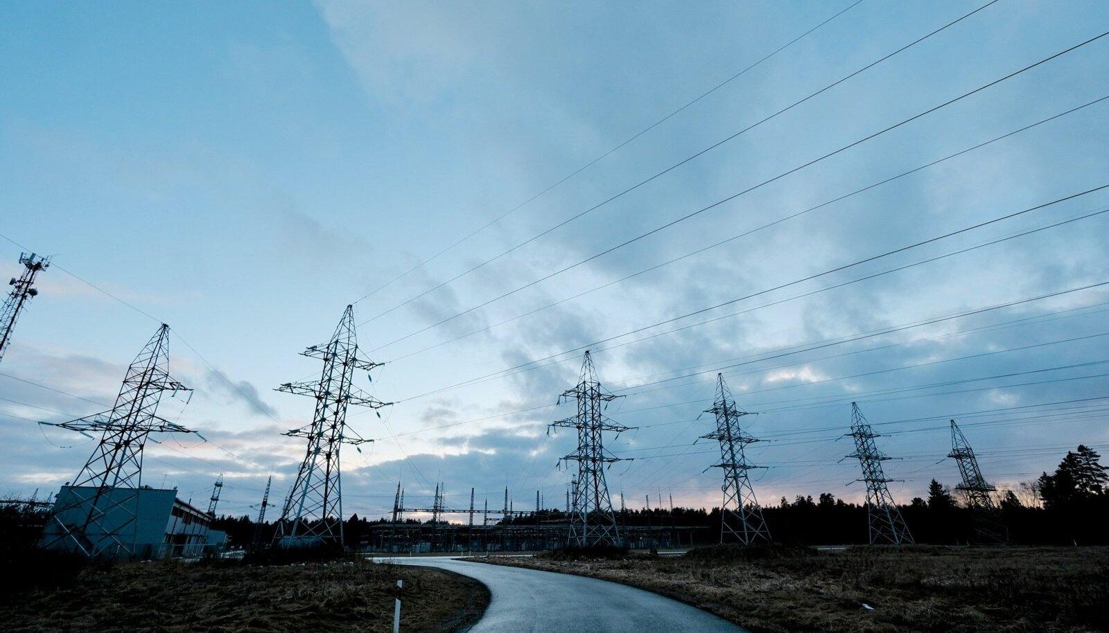 Eesti elektrivõrgud võivad aastail 2020–2025 Euroopast isoleerituks jääda.