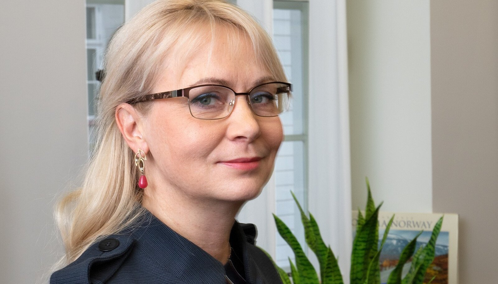 Rahvastikuminister Riina Solman